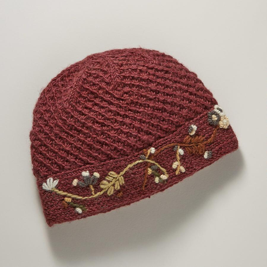 FLOWER CROWN HAT