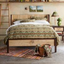 KENYON BARN WOOD BED