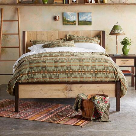 KENYON BARN WOOD BED
