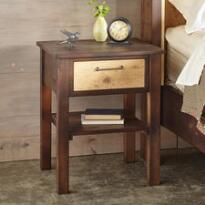 KENYON BARN WOOD NIGHTSTAND