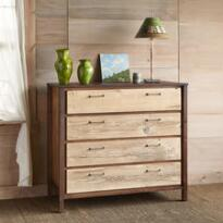 KENYON BARN WOOD HIGH DRESSER