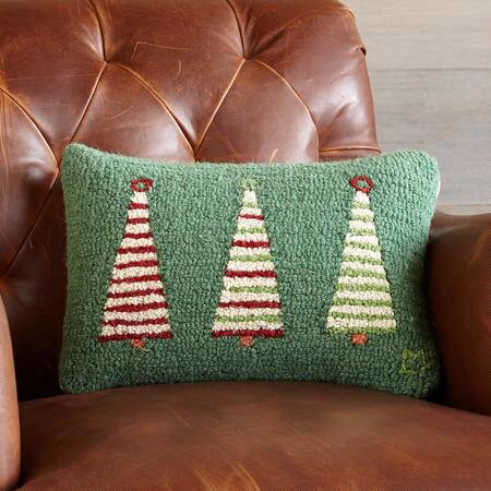 THREE TREES PILLOW