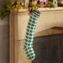 HEIRLOOM EMERALDS STOCKING