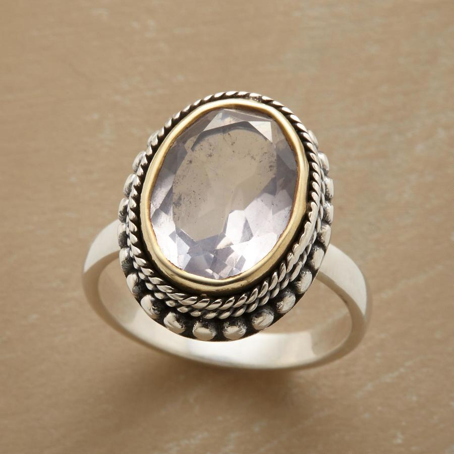 ROSY REFLECTION RING