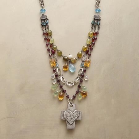 TREASURED LOVE NECKLACE