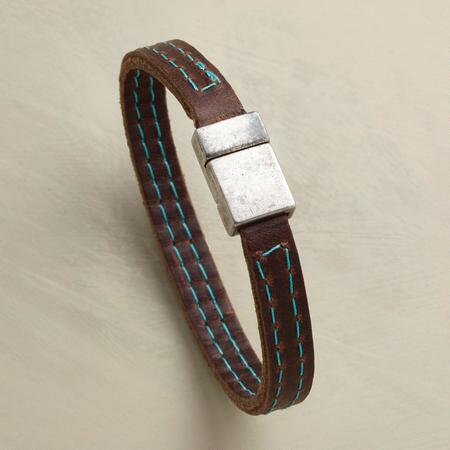 TURQUOISE TRAIL WRISTBAND