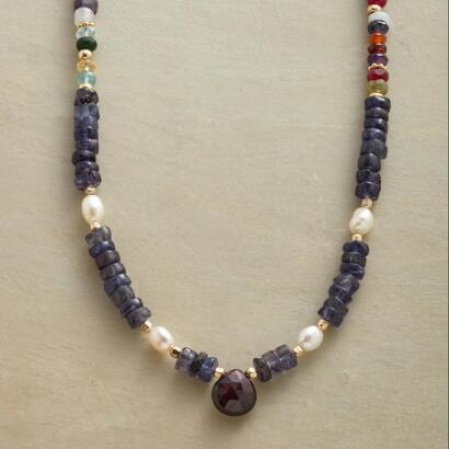DREAM IN BLUE NECKLACE