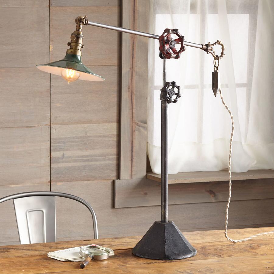 LITTLE ROCK TABLE LAMP