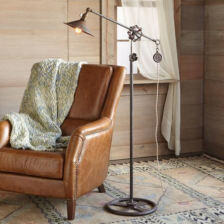 TOPEKA FLOOR LAMP