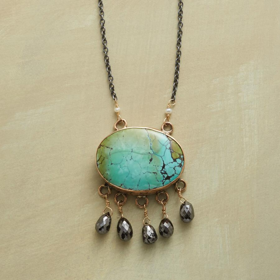 NATURE'S REBEL NECKLACE