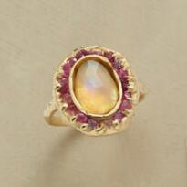 OPAL IN THE MIDDLE RING