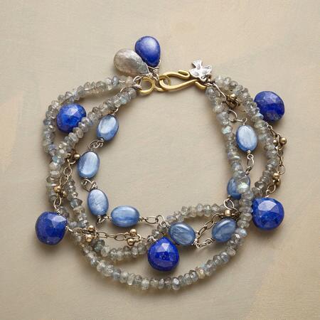MISTY BLUE BRACELET