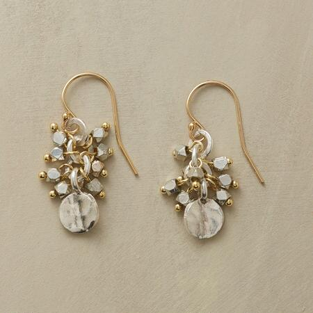 METAL MELANGE EARRINGS