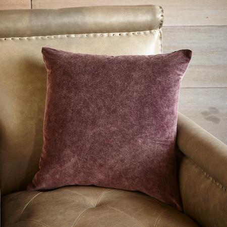 PURPLE SAGE PILLOW