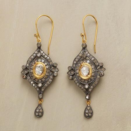 DOROTHEA DIAMOND EARRINGS