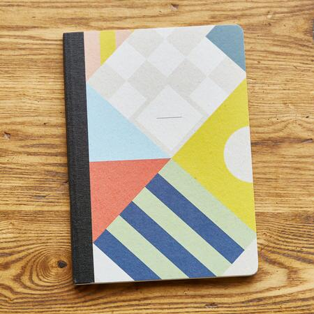 PARISIAN PATCHWORK NOTEBOOK