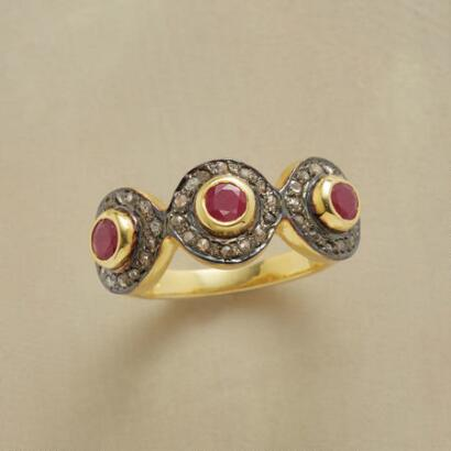RUBY DELIGHT RING