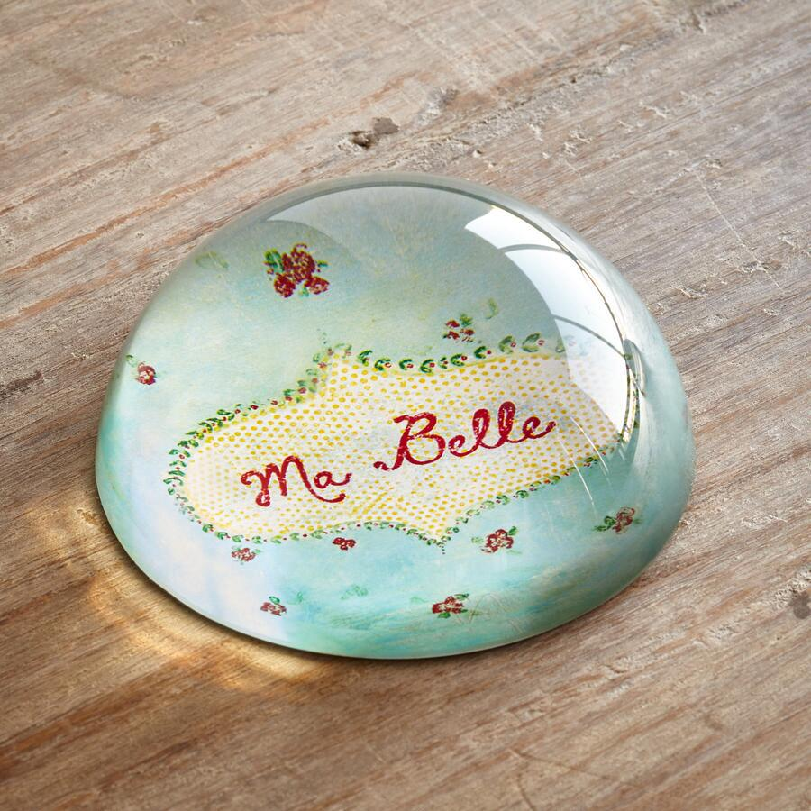 MA BELLE PAPERWEIGHT
