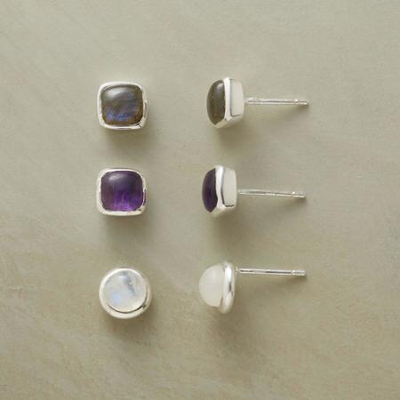MORNING TO MIDNIGHT EARRING TRIO