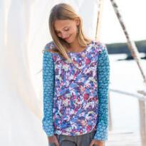 LILY LANE TEES-BLOOMS & BLOSSOM