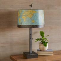 GLOBAL VILLAGE TABLE LAMP