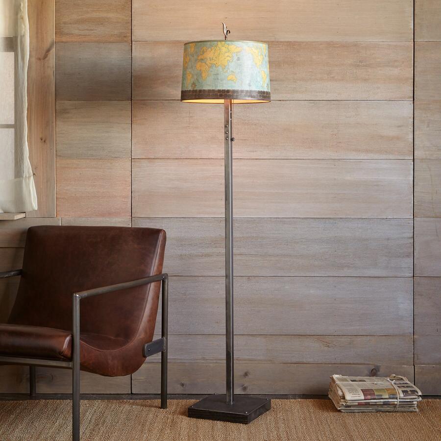 GLOBAL VILLAGE FLOOR LAMP