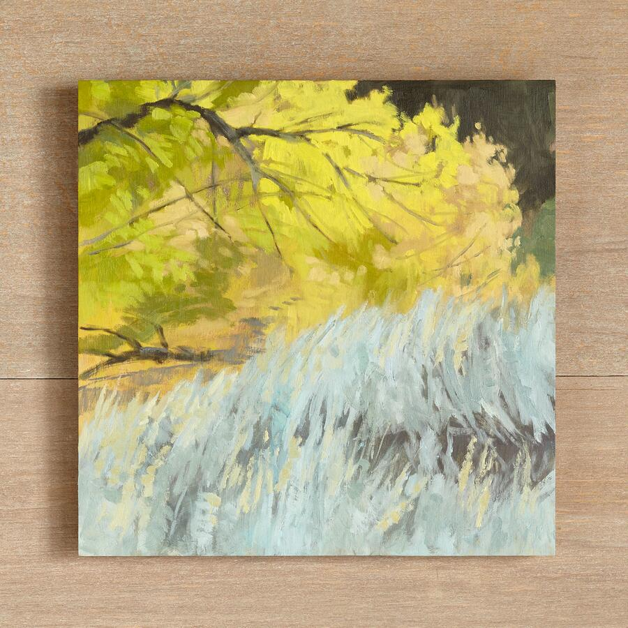 WILLOW AND SAGE PAINTING