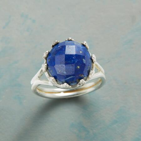 BLEU ROYALE RING