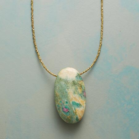 COSMIC BEAUTY NECKLACE