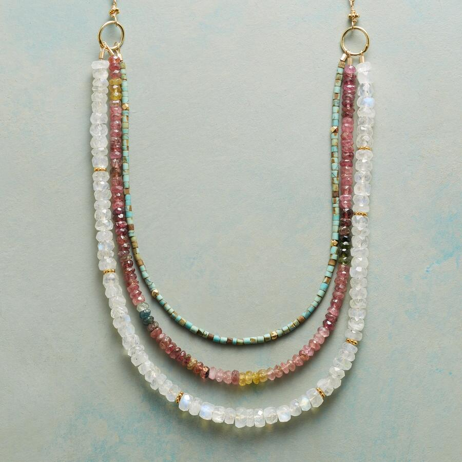GATHER AND SHINE NECKLACE