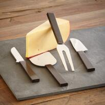 FLATWARE CHEESE KNIVES 4PC
