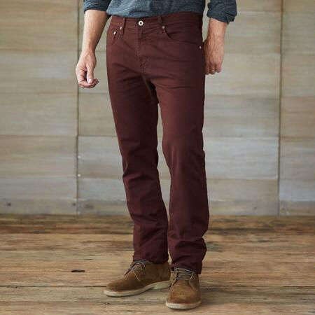 MATCHBOX COLORED JEANS