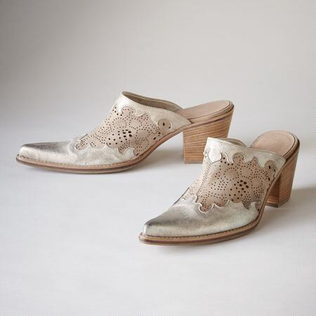LACEY LASER MULES