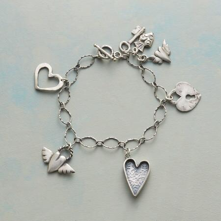 LOVE TOKENS BRACELET