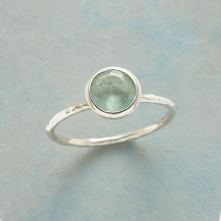 PREHNITE ON VIEW RING