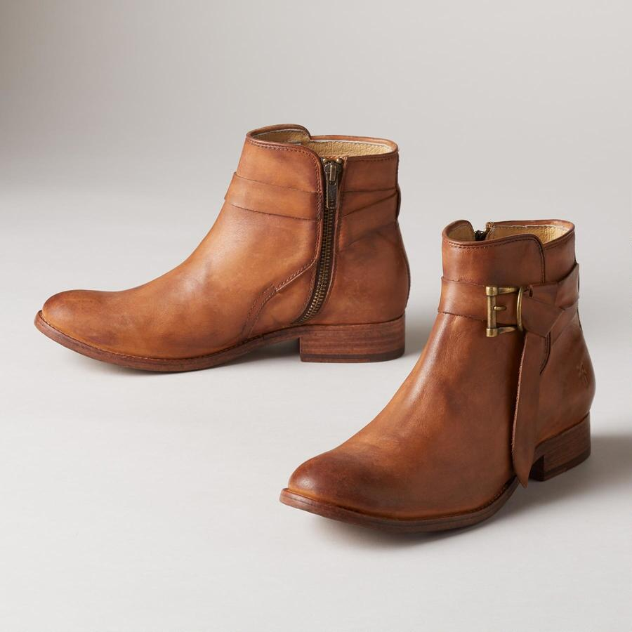 MELISSA KNOTTED BOOTS