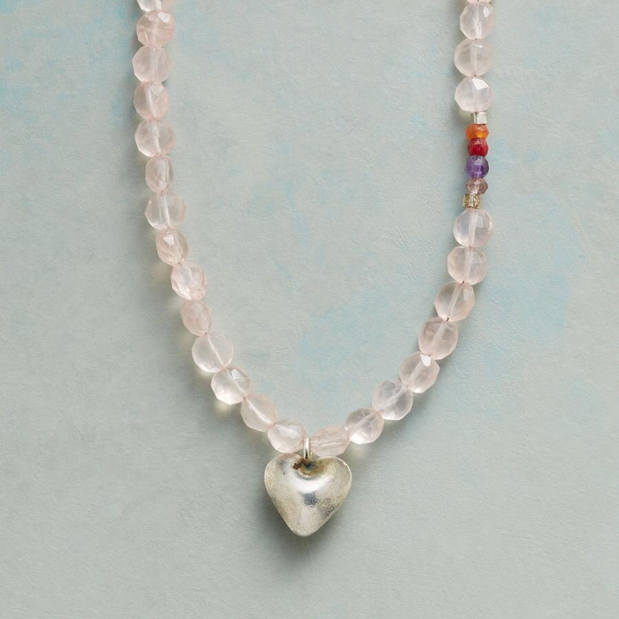 DREAMING OF HEARTS NECKLACE