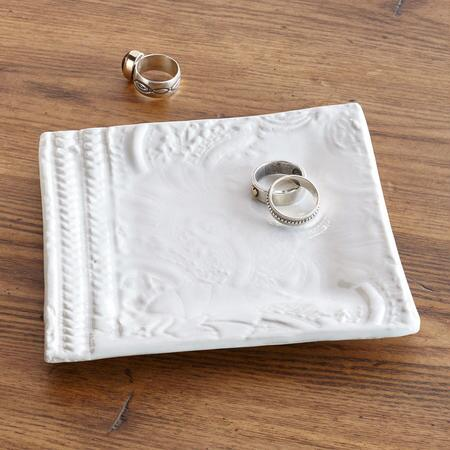 LARGE DELICACY JEWELRY TRAY
