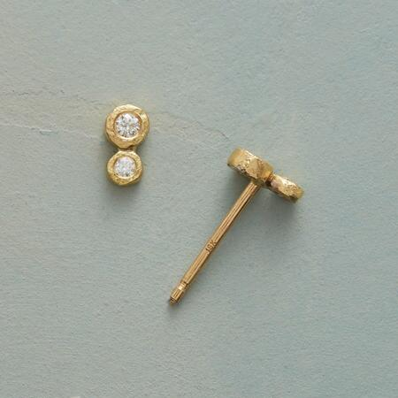 DIAMOND DUET EARRINGS