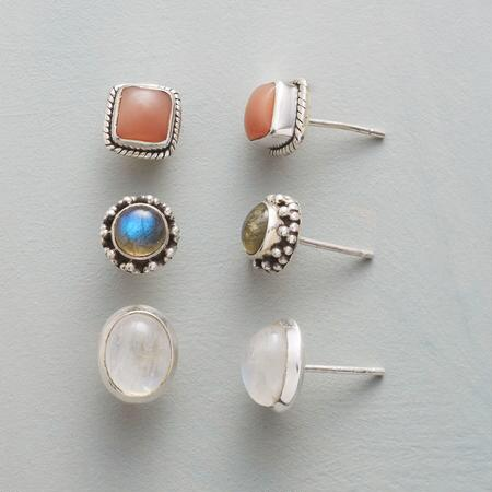 DAY BY DAY EARRING TRIO