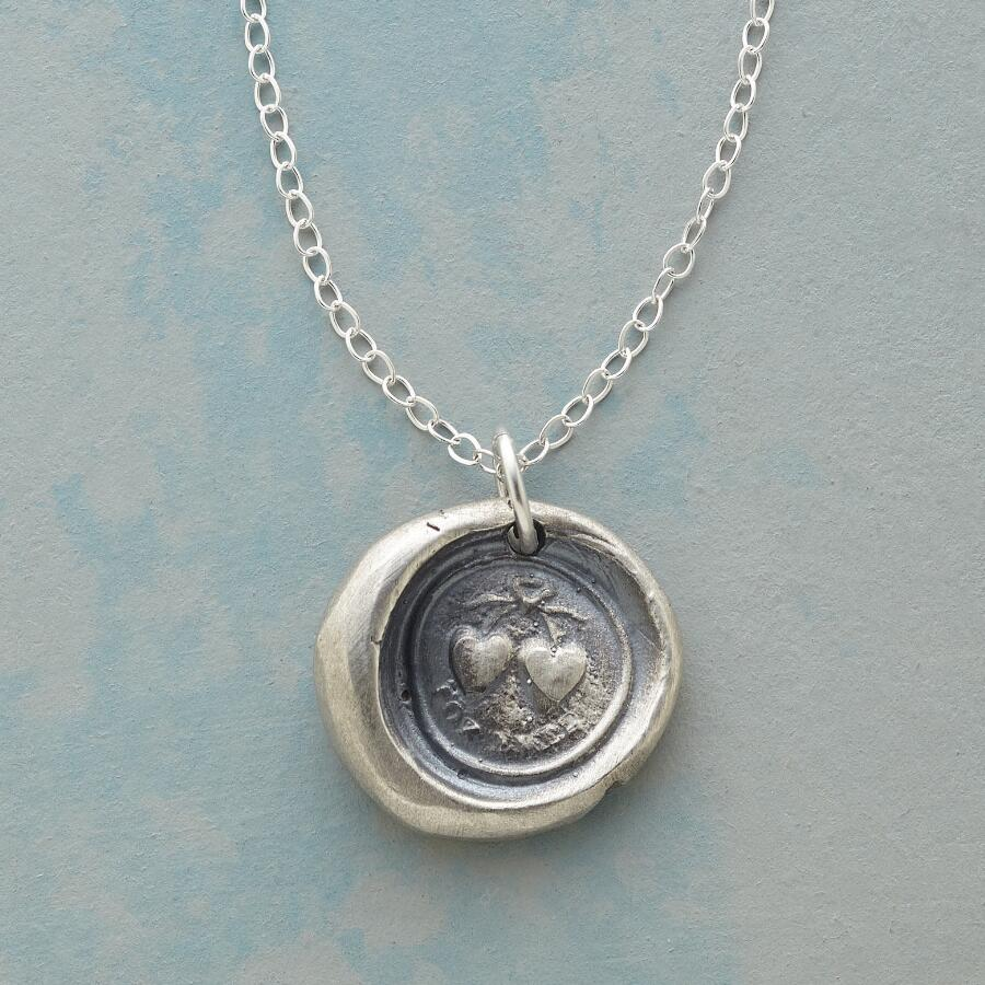 SEALED WITH LOVE NECKLACE