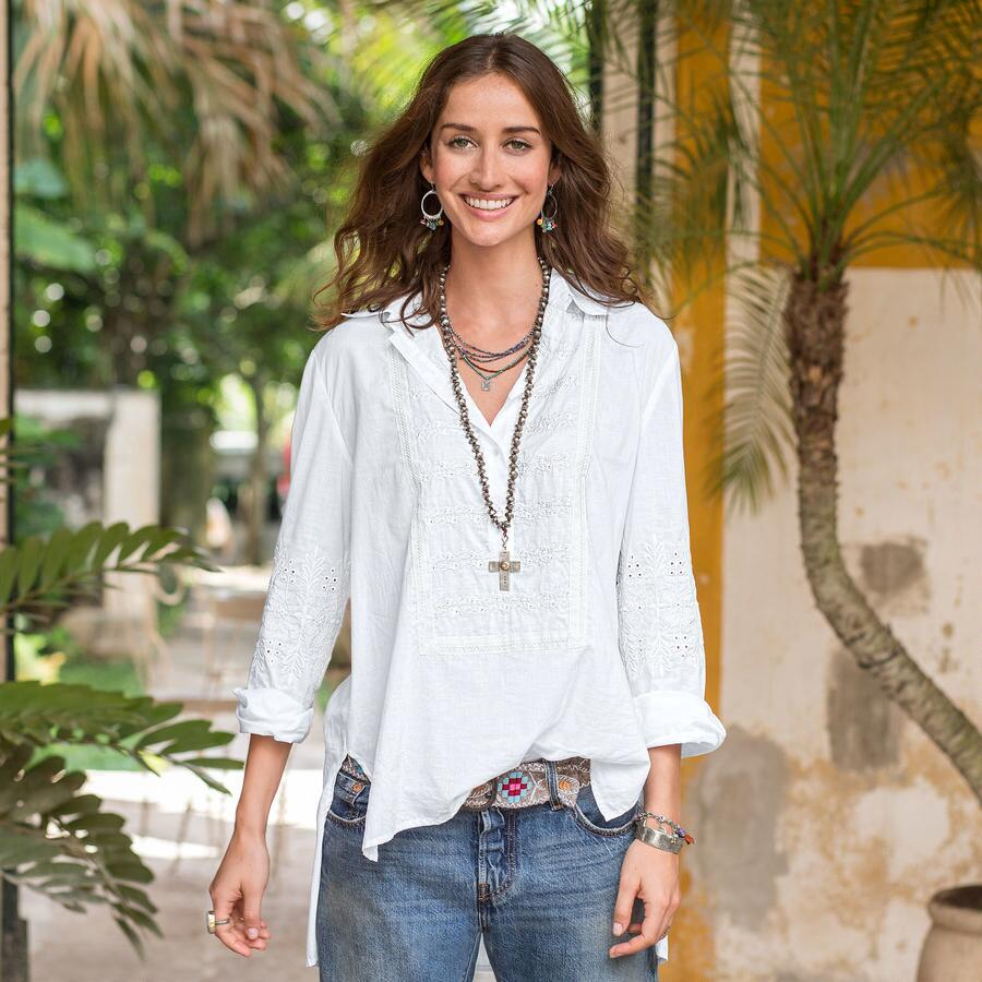 ETHEREAL REALM TOP - PETITES