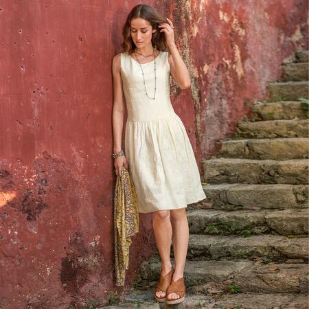 CLOVER BLOSSOM DRESS