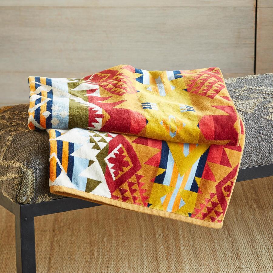 DORADO RESORT TOWEL, GOLDENROD