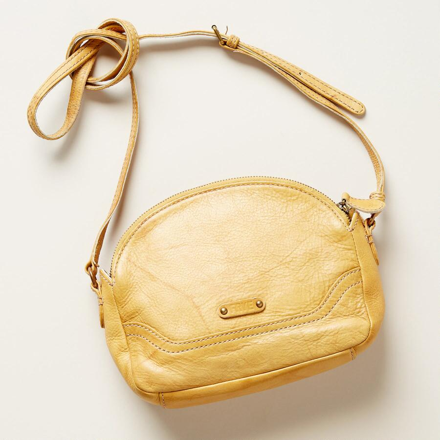 CAMPUS ZIP CROSSBODY BAG
