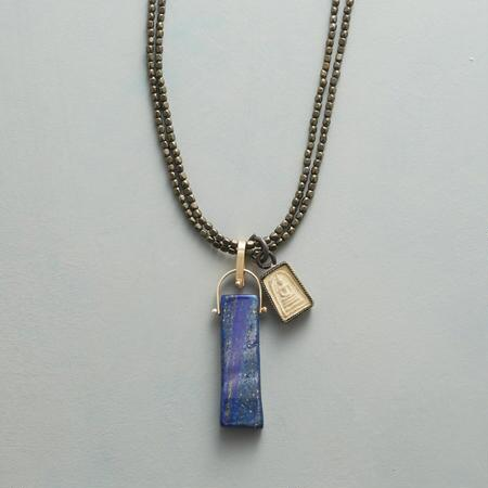 ISLA BLEU NECKLACE