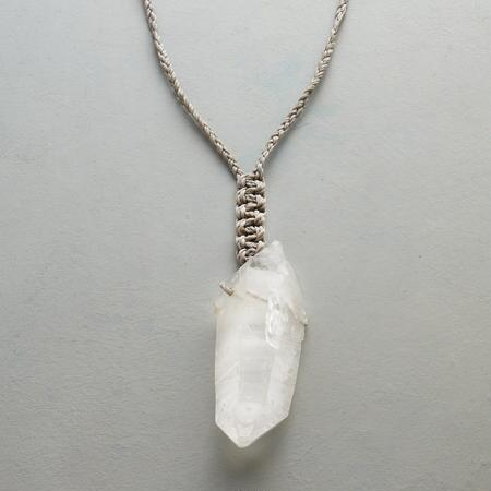 SHAFT OF LIGHT NECKLACE