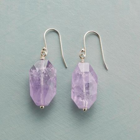 LILAC ALLURE EARRINGS