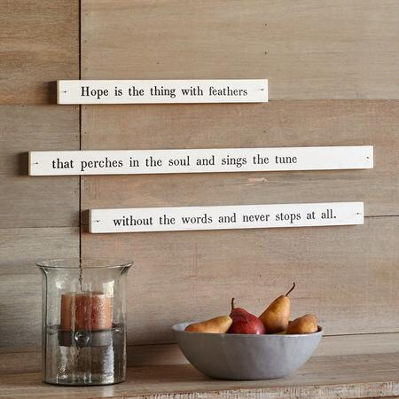 HOPE POETRY STICKS