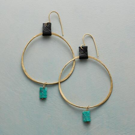 TAMSIN HOOP EARRINGS